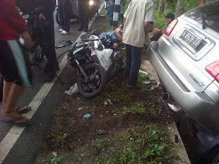 Kecelakaan dapat terjadi alasannya yakni faktor human error Tempat Wisata Terbaik Yang Ada Di Indonesia: Inilah Jalan di Jogja Yang Sering Merenggut Nyawa Krn Kecelakaan