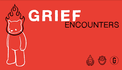 Grief Encounters Animated Series Kickstarter Campaign by Luke Chueh x Munky King