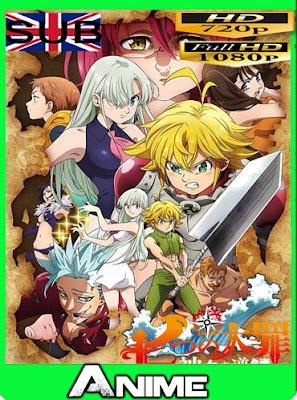 Nanatsu no Taizai: Kamigami no Gekirin temporada 3 completa HD [720P] sub español [GoogleDrive-Mega]