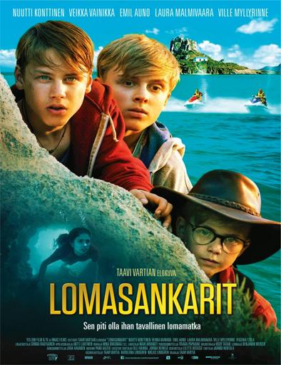 Ver La isla de los secretos (Lomasankarit) (2014) Online