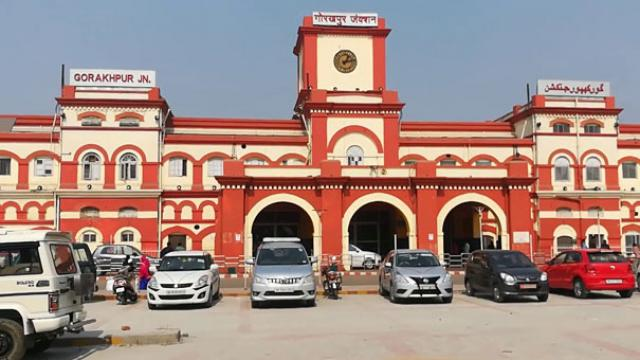 World Longest Railway Station , Gorakhpur Railway Station , History of Gorakhpur Gorakhnath