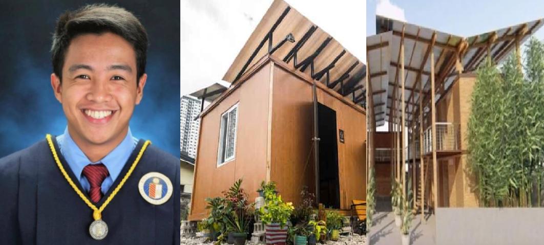 3.5 Milyon napanalunan ng Pinoy Engineer sa International Contest gamit ang kanyang Bamboo design