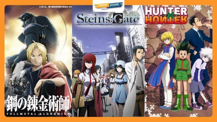 Anime dengan Rating Tertinggi Sejauh Ini