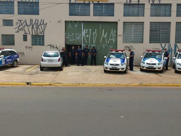 Dupla é presa pela GCM de Sumaré após arrombar agência dos Correios