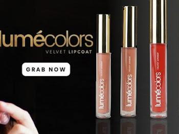 Lipstik Matte Lumecolors; Cantikkan Warna Bibirmu dengan Sempurna