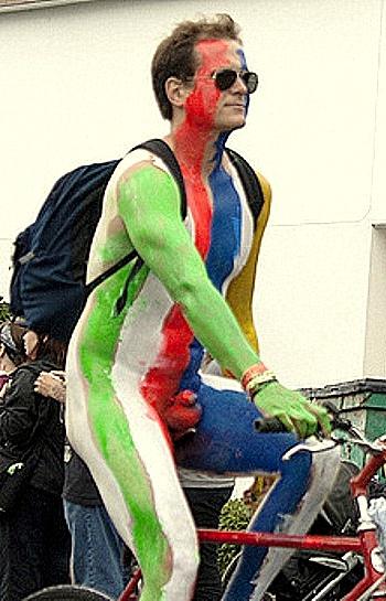 Vélo histoire gay
