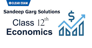 Solutions for Class 12 Economics