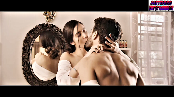 Simrat Kaur, Ruhani Sharma sexy scene - Dirty Hari (2020) HD 720p