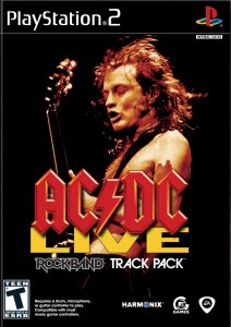 Download AC/DC Live: Rock Band Track Pack (2008) PS2