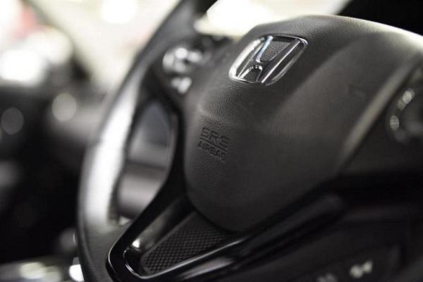 Honda Argentina recall airbag Takata