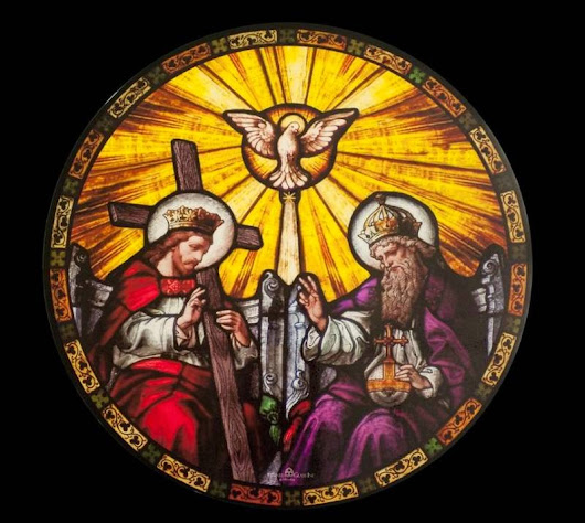 Points to take in about the Blessed Trinity ~ Catholic and Proud