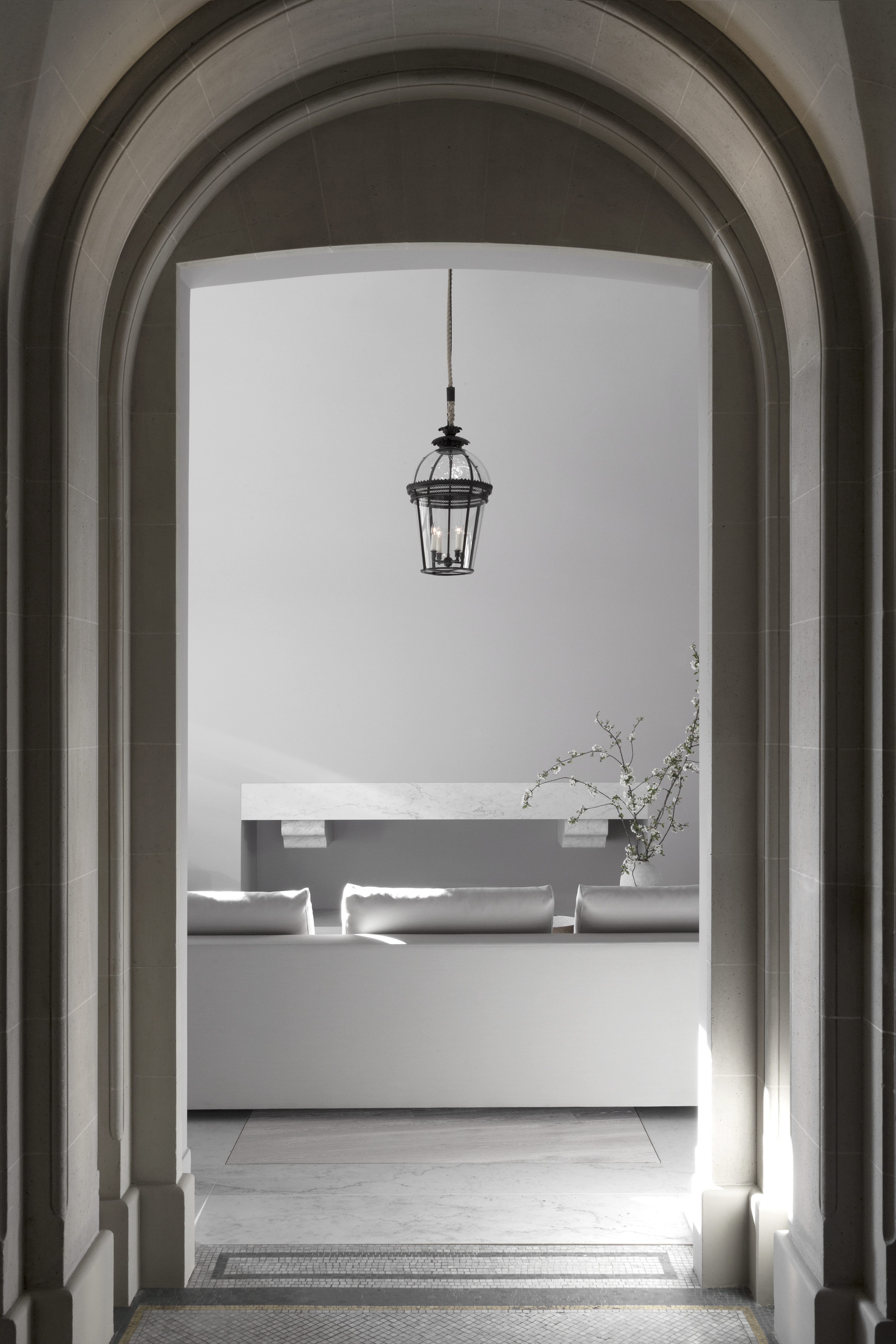 Decor Inspiration | Pure Minimalism by Parisian Designer Guillaume Alan: A Clean Slate for the New Year