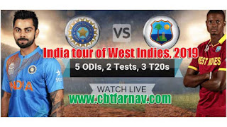 Win Tips India vs West Indies 1st T20 Match