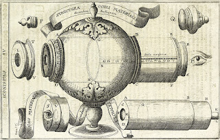 Zahn, Johannes (1641-1707) Oculus Artificialis Teledioptricus, Sive, Telescopium - Structura Oculi Materialis