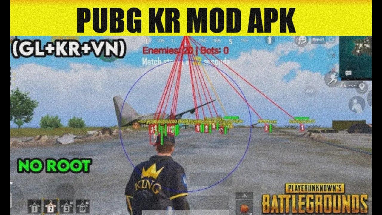 Pubg Mobile India Mod