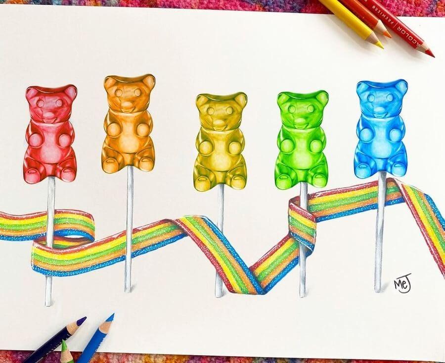 10-Gummy-bear-lollipops-Morgan-Johnson-www-designstack-co