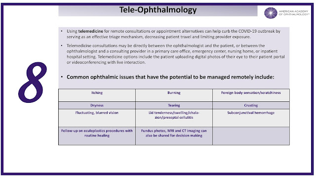 Tele Ophthalmology