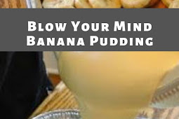 Blow Your Mind Banana Pudding