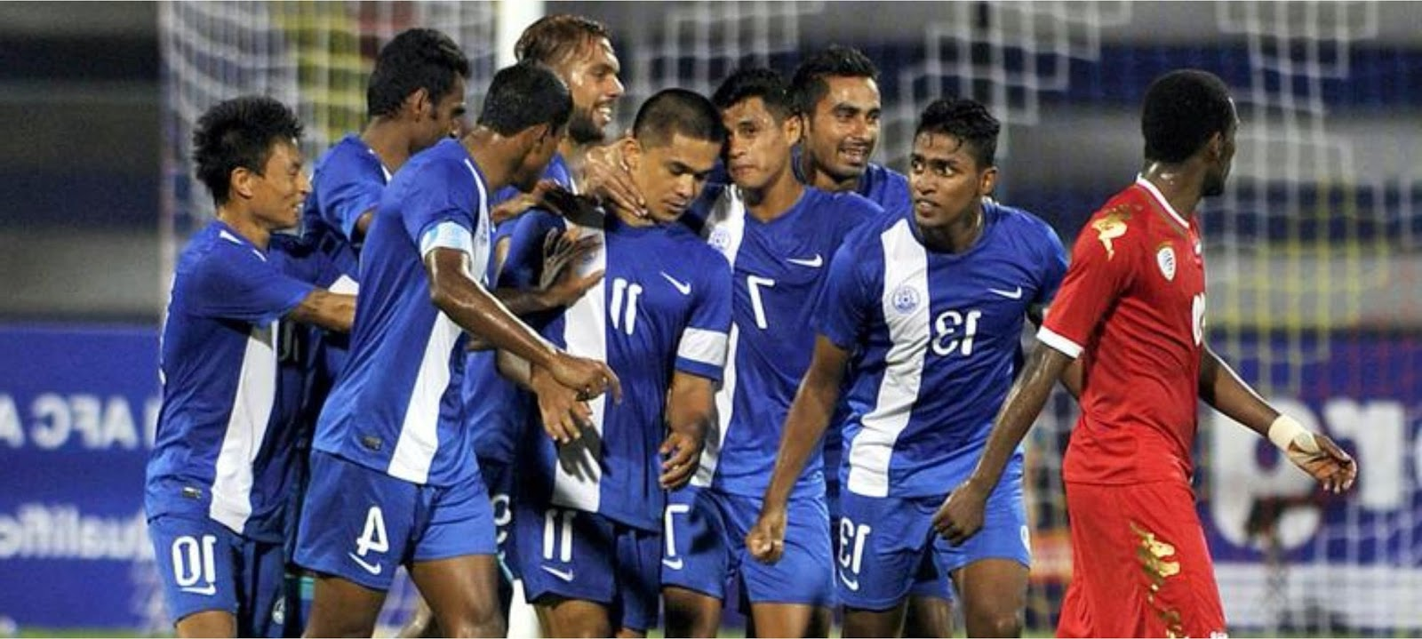 new style b336c f3eca Indian National Football Team Qualified For 2018 FIFA World ...