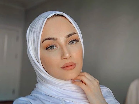 Beautiful Hijab Outfit Awesome