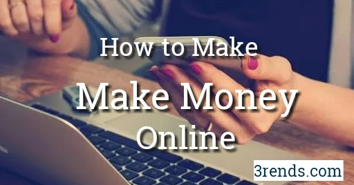 How to make money online easily with 4 easy sites