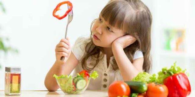 cara mengatasi anak susah makan, tips membuat anak doyan makan