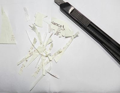 Destruição de documentos