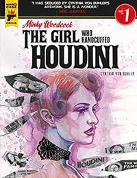 Minky Woodcock: The Girl who Handcuffed Houdini Comic