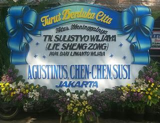 papan bunga duka cita surabaya