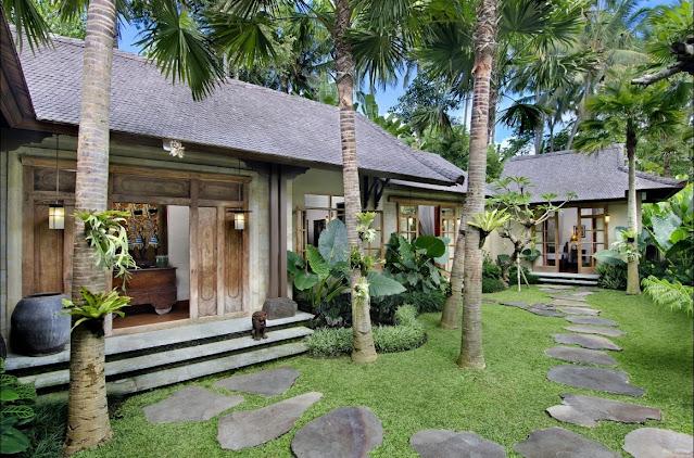 asian balinese house design