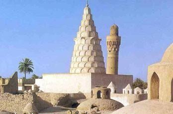 Makam Nabi Yehezkiel Diubah Jadi Masjid
