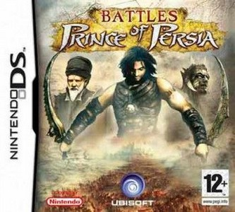 Rom Battles of Prince of Persia NDS
