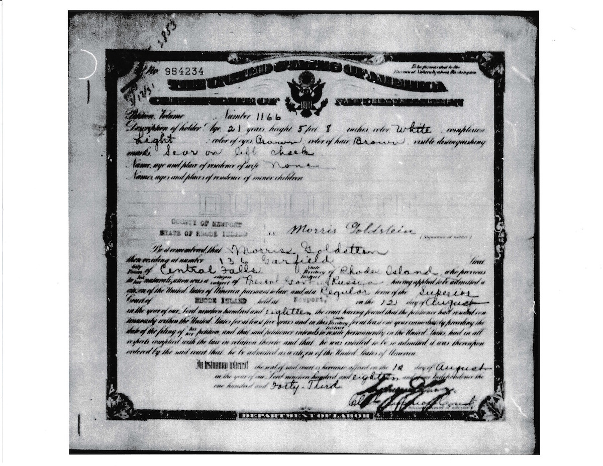 Where Can I Request A Copy Of My Naturalization Certificate