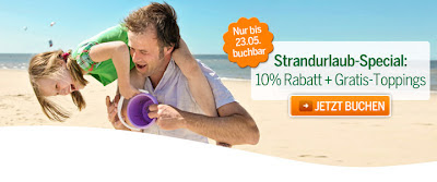 Strandurlaub Special Center Parcs