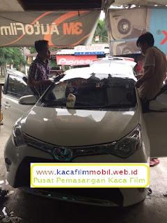 Kaca film mobil Toyota Calya Murah