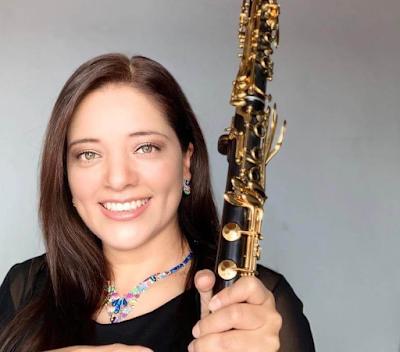 Consejos para mejorar tu respiración por la clarinetista Raquel Contreras de México. Clarinete latino. Comunidad Clariperu