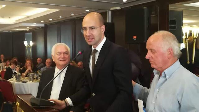 Δέσμευση του Νικόλα Κάτσιου για τη δημιουργία Συμβουλευτικού Συμβουλίου Αποδήμων Δήμου Σουλίου