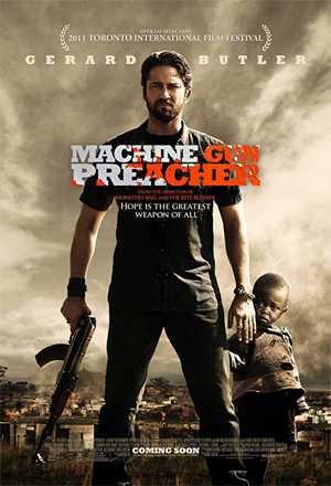 Machine Gun Preacher 2011 BRRip 720p Dual Audio Hindi English