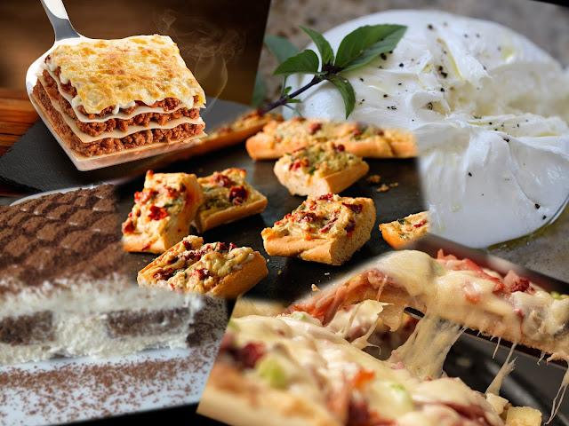 15 Best Italian Food Recipes