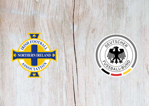 Northern Ireland vs Germany -Highlights 9 September 2019