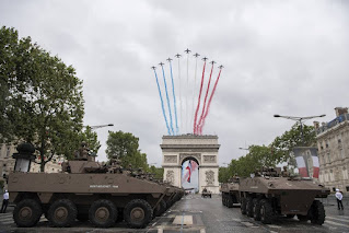 Bastille Day Parade 2021 Paris