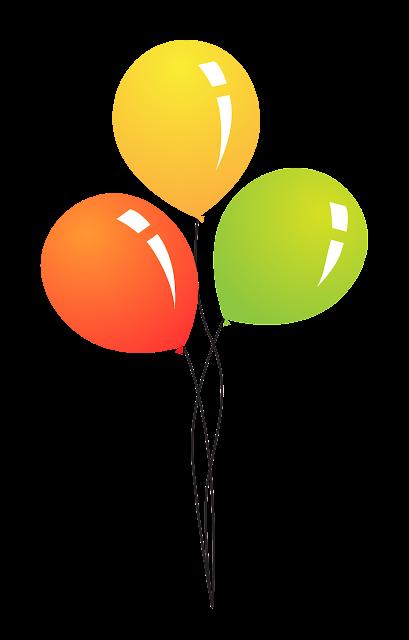 balon merah kuning hijau