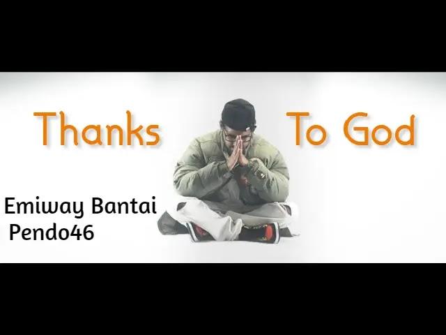 Emiway Bantai - Thanks To God Lyrics | New Hindi Song