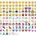 Biểu tượng (icon) cảm xúc mới nhất cho Facebook Chat Messenger, Status
