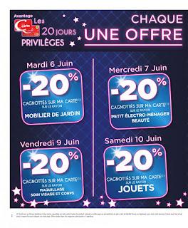Catalogue Géant Casino 06 au 17 Juin 2017