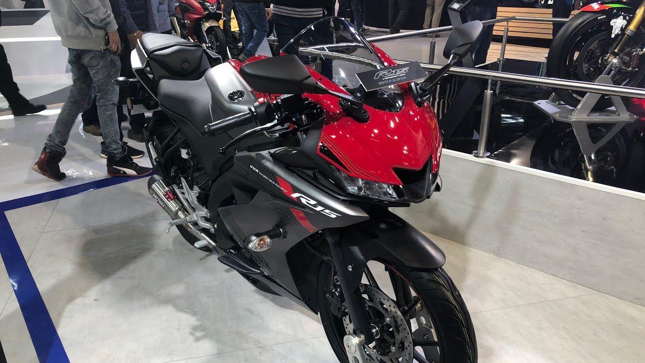 Gambar Yamaha R15 V3 kualitas HD - 12