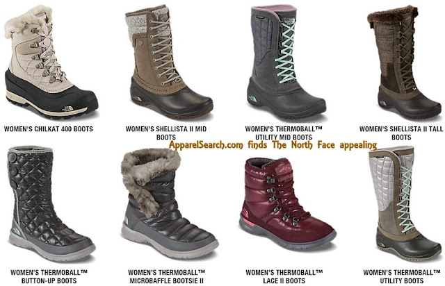 The North Face Women's Winter Boots