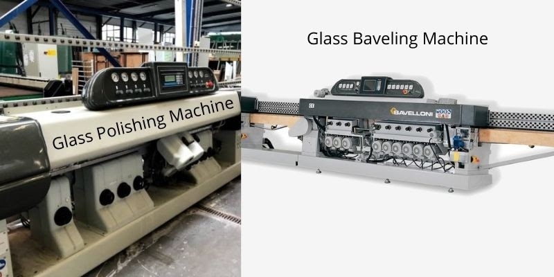 Glass Polishing Machines and Glass Beveling Machines