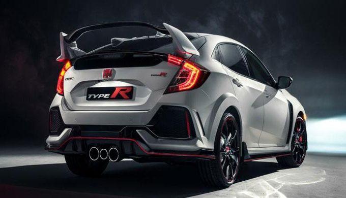 Performa Honda Civic Type R Terbaru Semakin Kencang
