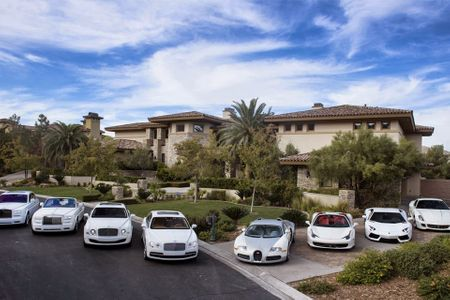 most expensive things owned by Mayweather - Las Vegas
